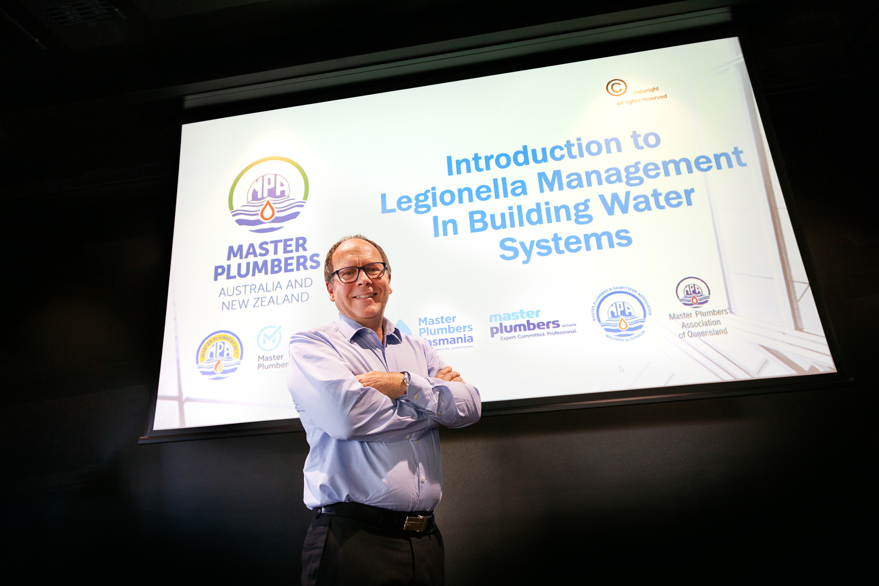 Leading the way in Legionella detection and control