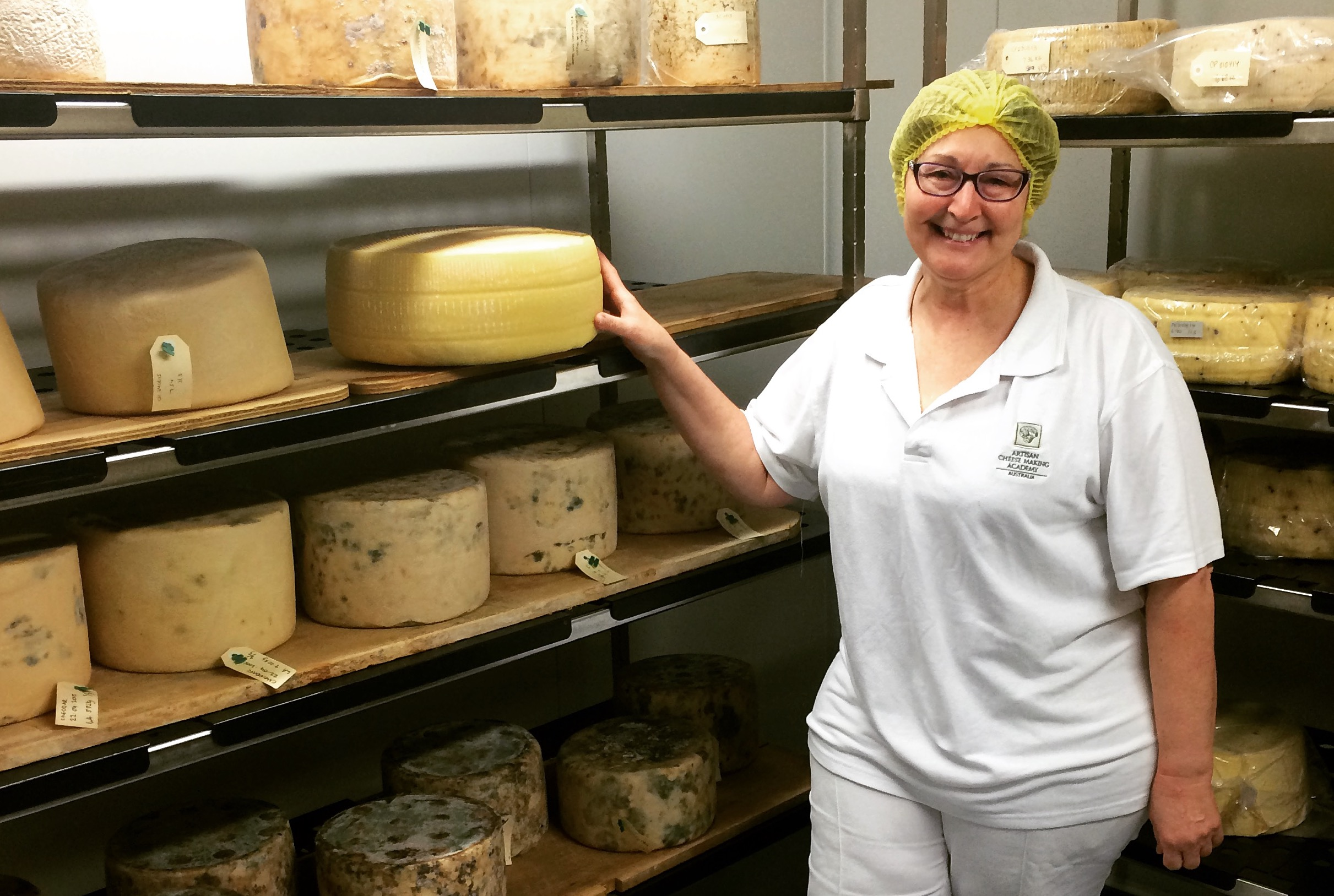 Artisan cheese making and education in Australia