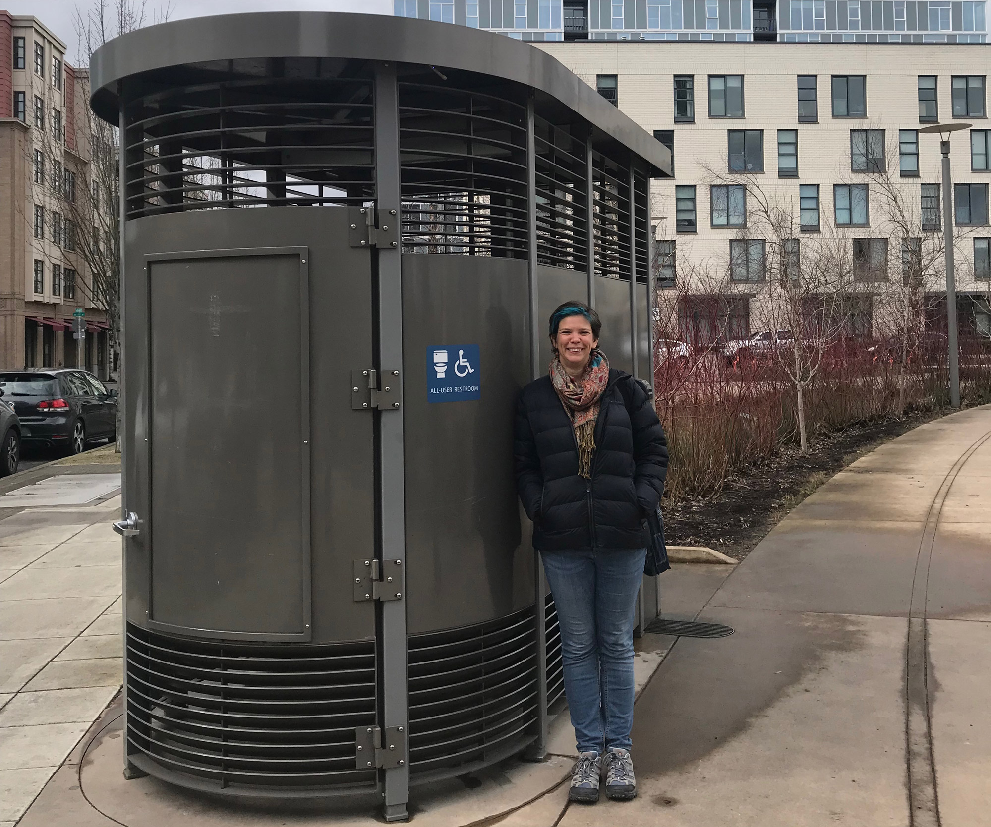 Churchill Fellow explores accessibility to public toilets and inclusion