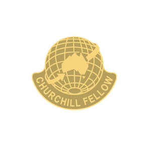 Churchill Fellow's Pin featured image