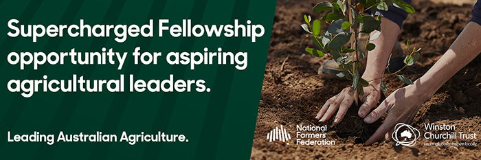 Supercharged Fellowship opportunity for aspiring agricultural leaders