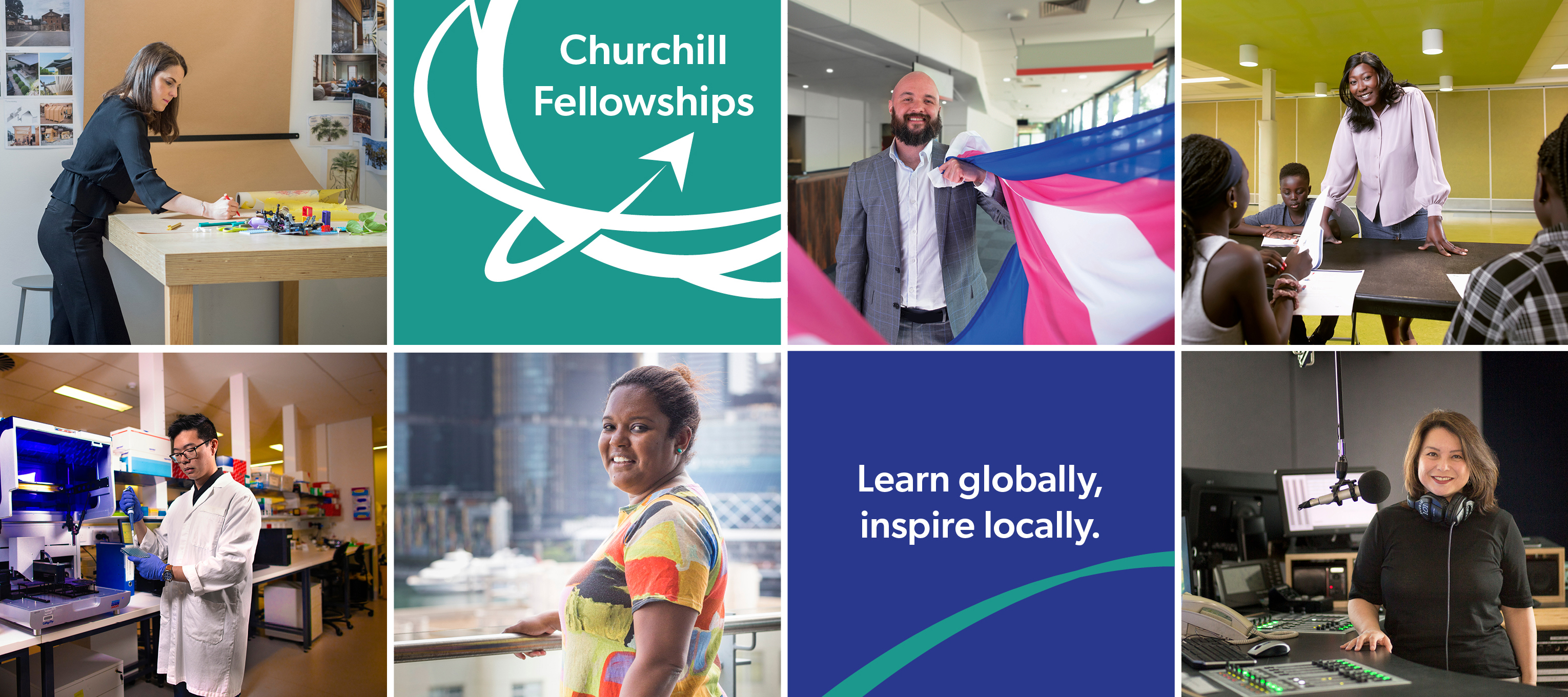 2020 Churchill Fellowship Award Recipients Announced