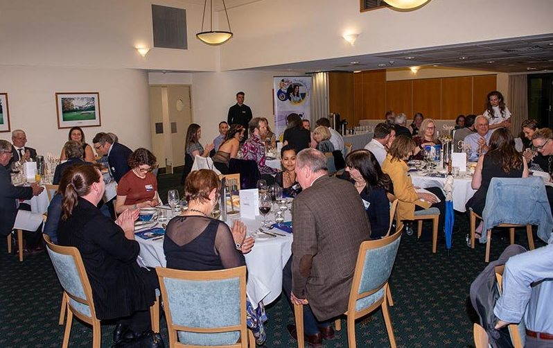 ACT CFA Annual Dinner 25 October 2019